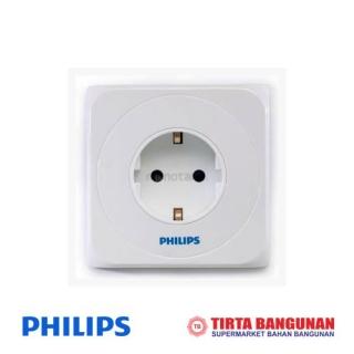 Philips Simply Socket/ Stop Kontak