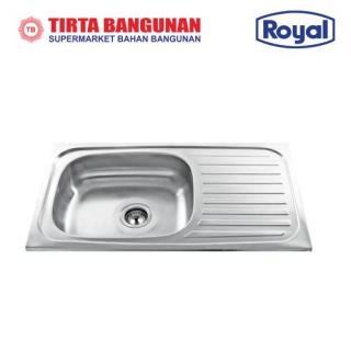 Royal Sink SB 31 1B 1D Bak Cuci Piring