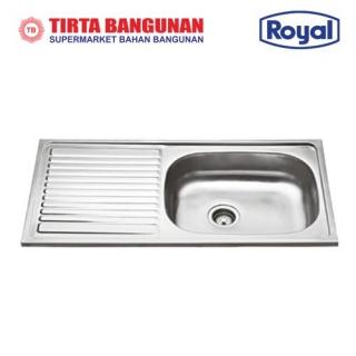 Royal Sink SB 9 1B 1D Bak Cuci Piring