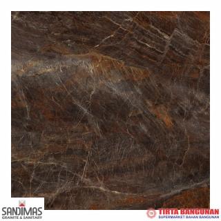 Sandimas Tropical Red 80 x 80 cm