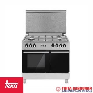 Teka Freestanding Cooker FS96 B 4G