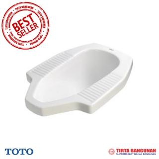 Toto CE6 Squatting Toilet White