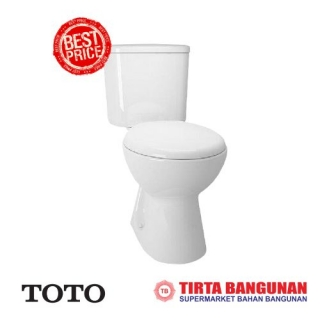Toto CW633J/SW633JP  Close-Coupled White