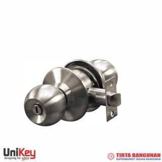 Unikey Bathroom Cylindrical Lock C 219x300 SSS