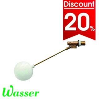 "Wasser HSA-6075-25 Floating Tap 1"""